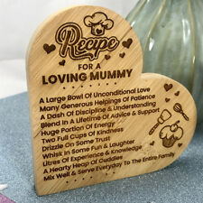 Personalised Christmas Gift Birthday Mummy Mum Mom Grandma Nan Nanny - Any Name