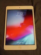 Apple iPad mini 2 32GB, Wi-Fi, 7.9in - Silver - Read Description