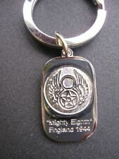 USAF Airforce US Army Schlüsselanhänger Key Ring Mighty Eight 8th Pilot Wings
