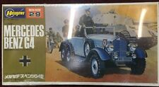 Hasagawa MB-029 1/72 German Mercedes Benz G4 New Sealed in Box
