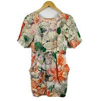 STELLA MCCARTNEY Linen-blend Dress Size 42 (AU 10) RRP - $1219 AUD SOLD OUT
