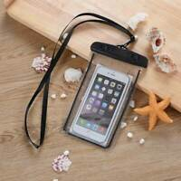 High Quality Waterproof Underwater Phone Case Dry Bag Pouch with Lanyard