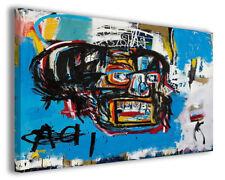 Quadro moderno Jean Michel Basquiat vol IV stampa su tela canvas arredo poster