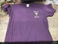 Mens Piriate Poker Tshirt. All Hands On Deck Size XL Extra Large