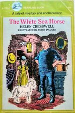 The White Sea Horse by Helen Cresswell 1970 yearling book kids mystery