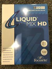 Focusrite Liquid Mix HD