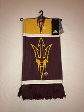 Arizona State Sun Devils Scarf Adult Adidas NCAA