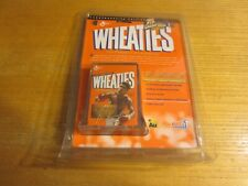 Muhammad Ali Commemorative Wheaties Box with 24K Gold Facsimile Signature Boxing
