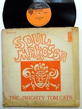 MIGHTY TOM CATS Soul Makossa LP Reggae funk Paul Winley 1974 press