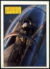 F-15 Eagle #12 Desert Storm 1991 Merlin Sticker (C959)