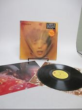 "PROMO ""Goat's Head Soup"" The Rolling Stones Records LP COC 59101 1973 w/ Insert!"