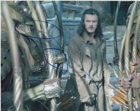 LUKE EVANS SIGNED 8X10 PHOTO AUTHENTIC AUTOGRAPH THE HOBBIT DRACULA UNTOLD COA