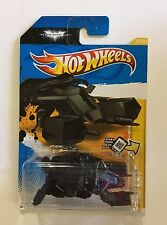 2012  Hot Wheels The Dark Knight Rises The Bat #27 of 247