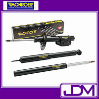 HOLDEN HQ, HJ, HX, HZ, WB - MONROE GT-Gas Front Shock Absorbers (PAIR)
