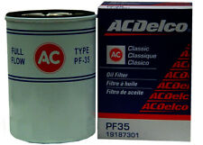 Engine Oil Filter ACDelco Pro PF35