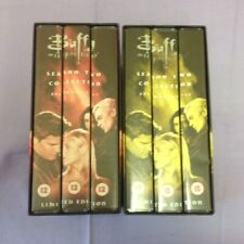 Buffy the Vampire Slayer Complete Season 2 Episodes 1-22 VHS Video