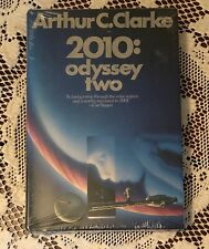 NEW Arthur C Clarke 2010 Odyssey Two Hardcover Book Factory Sealed