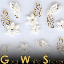 Gold French Nail Art Supplies