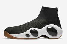 Nike Flight Bonafide Black Gum White size 13. 917742-300 Flight 95 air zoom kidd