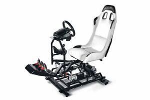 DOF Reality 3 Axis Pro Motion simulator platform P3 Flight, Racing car plane rig
