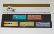 The Friendly Games - Manchester Commonwealth Games Presentation Pack 2002