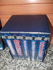 Arthur Canon Doyle: Sherlock Homes Film Collection, 5 VHS Video Filme in einer B