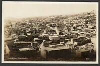 Postcard Middle East Palestine Nazareth early RP