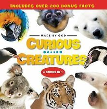Curious Creatures: 4 Books in 1 Made By God