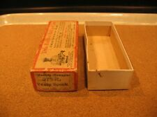 "Heddon 9759L Brush Box (only) Vamp Spook ""Perch Scale"" Fishing Lure Crankbait"