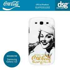 Coca-Cola Genuino Golden Belleza Funda Carcasa para Samsung Galaxy S3