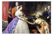 rp16949 - Queen Victoria & Prince Albert - Uk Royalty photo 6x4