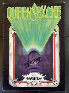 Queensryche The Warning Tour Guide