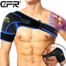 Adjustable Shoulder Support Brace Compression Rotator Cuff Sport Gym Injury Pain