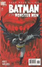 BATMAN AND THE MONSTER MEN #6 JUNE 2006 DC COMICS