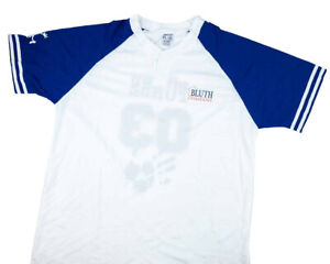 Arrested Development Bluth Company Baseball Shirt (2XL) By Loot Crate - New, Wit