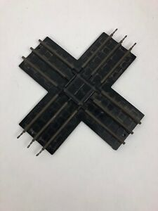 """Vintage Lionel """"O"""", """"O27"""" Scale #1020 Crossing Track Fast Free Shipping"""