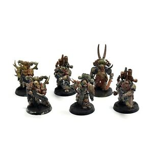DEATH GUARD 6 Plague Marines #3 Warhammer 40k