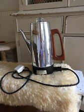 Vintage Coffee Perculator Timothy Whites Automatic
