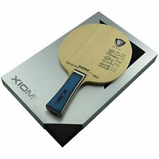 XIOM DIVA TABLE TENNIS BLADE , FL HANDLE (+ FREE DHL SHIPPING)