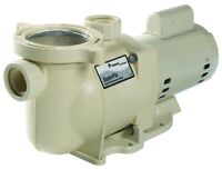 Pentair SuperFlo Pool Pump 3/4 HP 340037 115/230v - FREE SHIPPING!