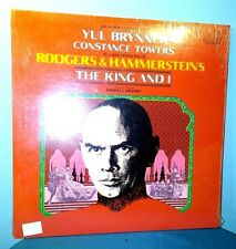 The King And I with Yul Brynner RCA Red Seal ABL 1-2610 Sealed