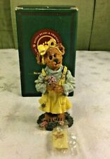 Boyds Bears Abby T. Bearymuch Yours Truly #227742 2nd Edition