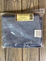 Longaberger Letter Tray Fabric Basket Liner Denim 28677165