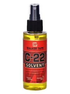 Walker Tape Remover C-22, solvente per protesi capelli 4oz 118ml