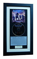 McFLY Above The Noise CLASSIC CD Album TOP QUALITY FRAMED+EXPRESS GLOBAL SHIP