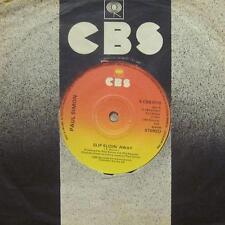 """Paul Simon(7"""" Vinyl)Slip Slidin' Away-CBS-CBS 5770-UK-VG+/Ex"""