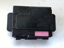 UN PORTE FUSIBLE BOITIER ELECTRIQUE POUR MOTO KAWASAKI 750 ZR7S ZR7 S 2002