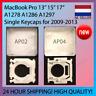 Key Cap Keycaps OEM New AP02 & AP04 keyboard keys MacBook Pro A1286 A1278 A1297