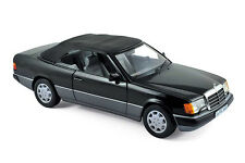 1990 Mercedes-Benz 300 CE-24 Cabriolet convertible+Bonus 1:18 scale display case