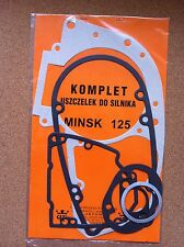 MINSK 125 TYPE 400 GASKET SET!!!